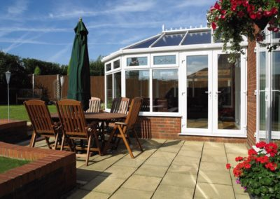 conservatories in hadleigh