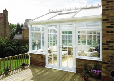 conservatories woodbridge
